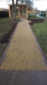 School in Essex new Block Paving to classroom