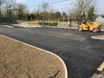 St Margarets School Pitsea-New Carpark