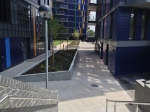Standard & Priora Block Paving Construction of terrace areas steps