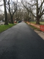 Hackney Park Footpath Surfacing