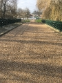 Uxbribge Spray Tar & Chip Footpaths to Sir Winston Churchills Bunker (2)